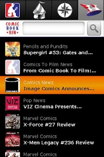 ComicBookBin - screenshot thumbnail