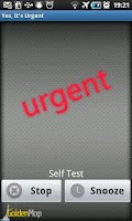 Screenshot of Yes It's Urgent - Free