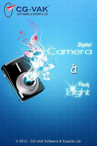 Digital Camera Flash Light