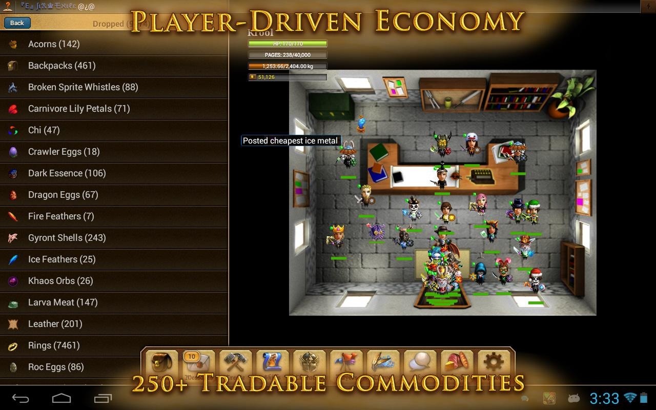 Parallel Kingdom MMO - screenshot