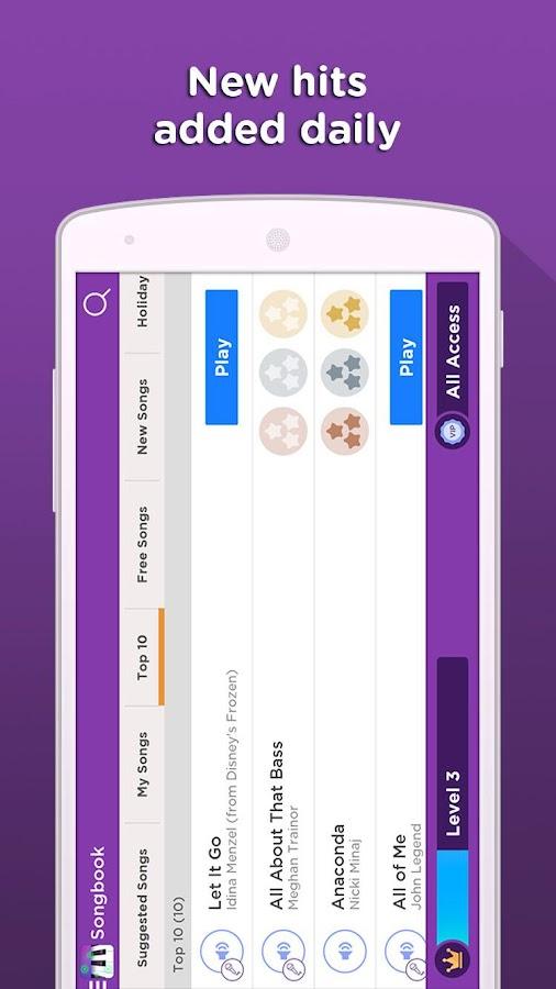 Magic Piano by Smule - screenshot