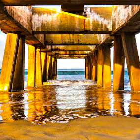 Jetty HDR by Stephen Fouche - Buildings & Architecture Bridges & Suspended Structures