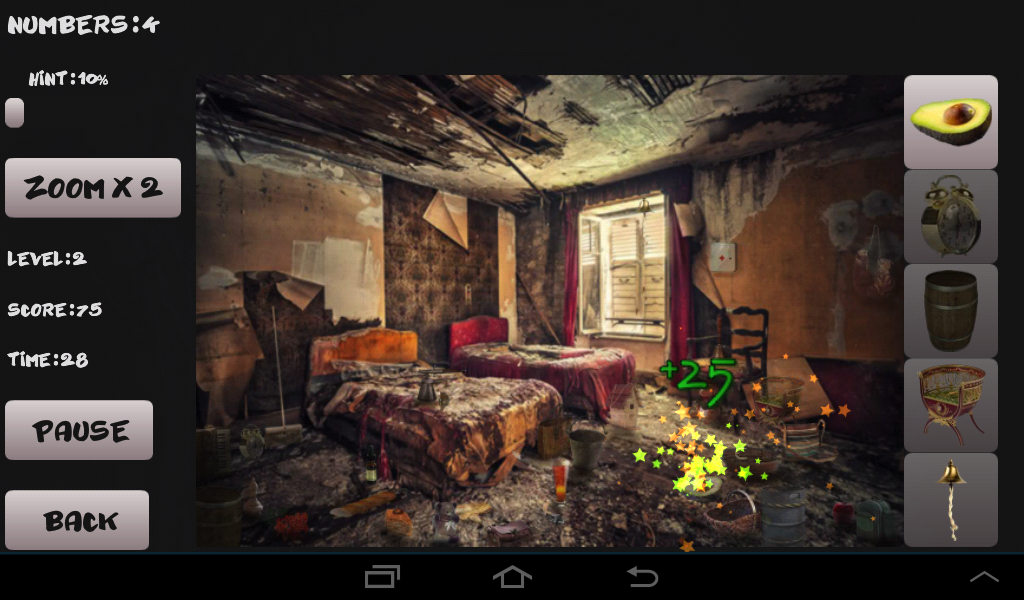Mystery Hidden Objects - screenshot