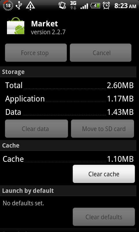 1-Tap Clean Cache Pro - screenshot