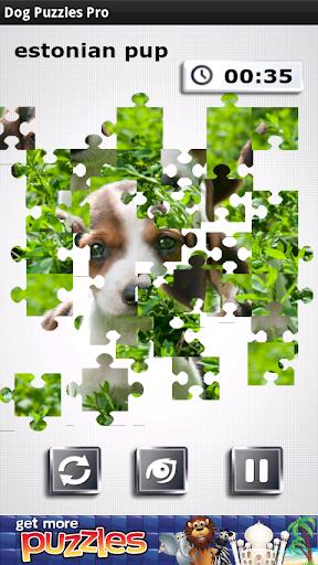 免費狗拼圖 - 趣味遊戲