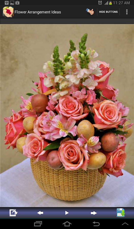 Flower Arrangement Ideas - Android Apps on Google Play