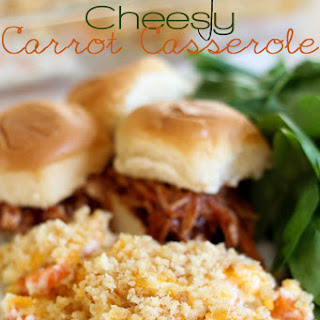 Creamy Cheesy Carrot Casserole Recipe