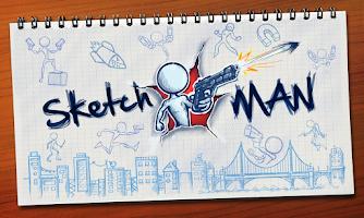 Screenshot of Sketchman