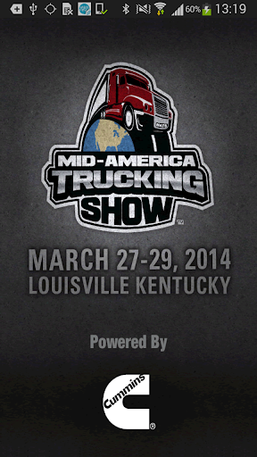 Mid-America Trucking Show 2014