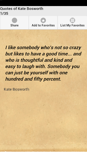 Quotes of Kate Bosworth