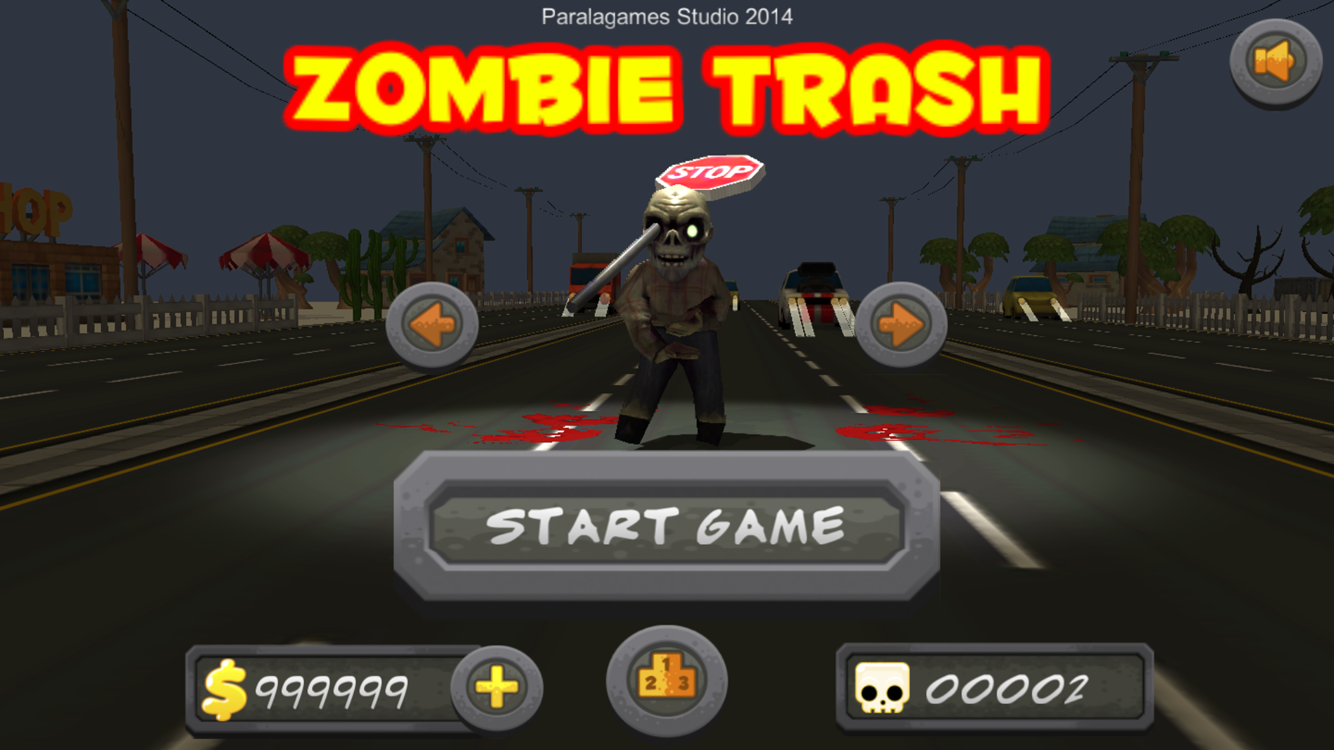 Zombie Trash - Multiplayer- screenshot