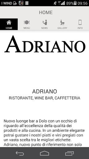 Adriano Venezia Dolo Bar