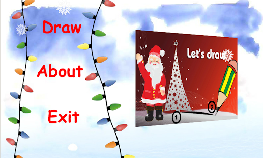 Let's Draw - Christmas Edition
