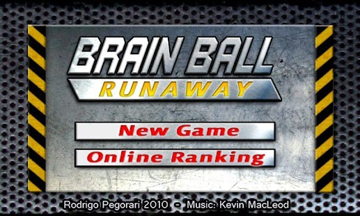 Brain Ball Runaway Free - screenshot thumbnail