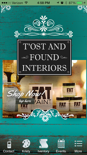 T'ost and Found Interiors