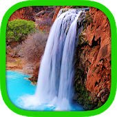 Cool Waterfall Live Wallpaper