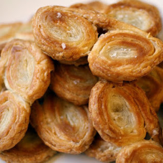 Fresh Olive Oil and Sea Salt Palmiers Recipe