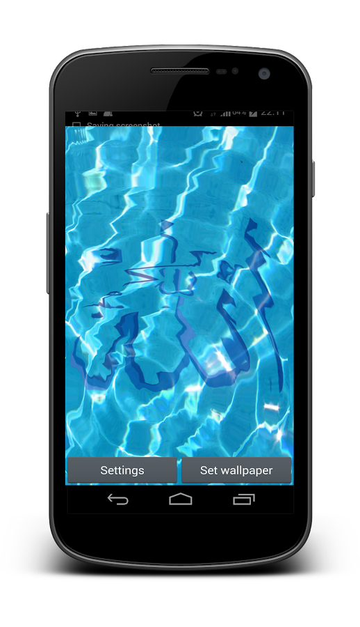 touch live wallpaper android market