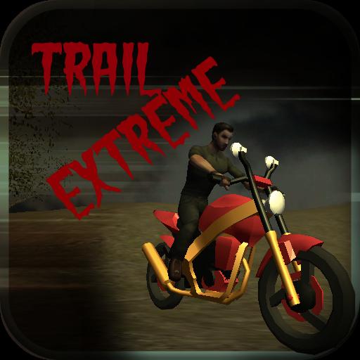 トレイルエクストリーム - ダートバイクレース 冒險 App LOGO-硬是要APP