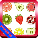 Fruits et couteau: Slice It icon