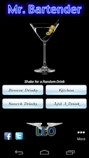 Mr. Bartender Drink Recipes- screenshot thumbnail