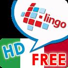 Aprende Italiano HD Free icon