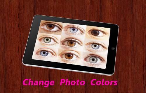 Change Photo Colors Tip
