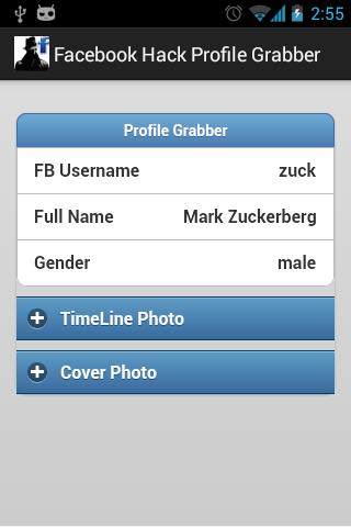 App Hacker Profiles | Facebook