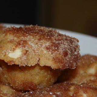 Baked Apple Bites