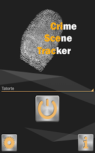 Crime Scene Tracker- screenshot thumbnail