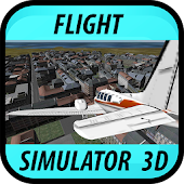 Flight Simulator 3D Airplane