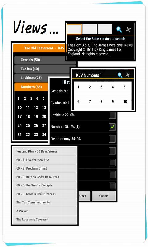 Simple Bible - German (BBE)- screenshot