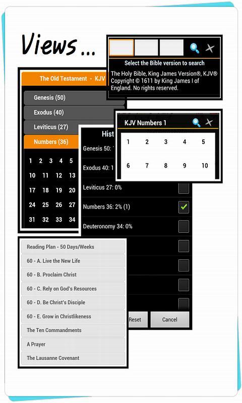 Simple Bible - German (BBE) - screenshot