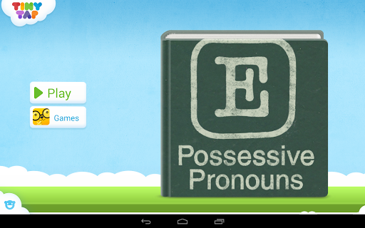 English for Kids: Pronouns 2