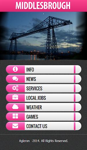 Middlesbrough TownApp