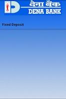 Screenshot of Dena Bank