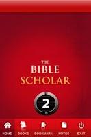 Screenshot of Bible Scholar Set 2 of 2