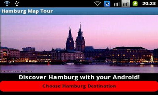 Hamburg Map Tour
