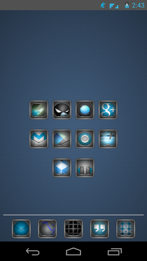 Holographix IconPack