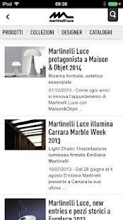 Martinelli Luce- miniatura screenshot