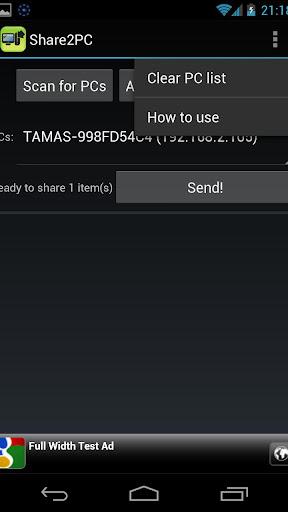 【免費工具App】Share 2 PC-APP點子