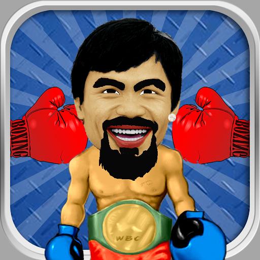 Manny KO Pacman-Tappy Head