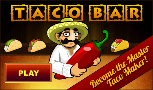 Taco Bar Actually Free Game- screenshot thumbnail