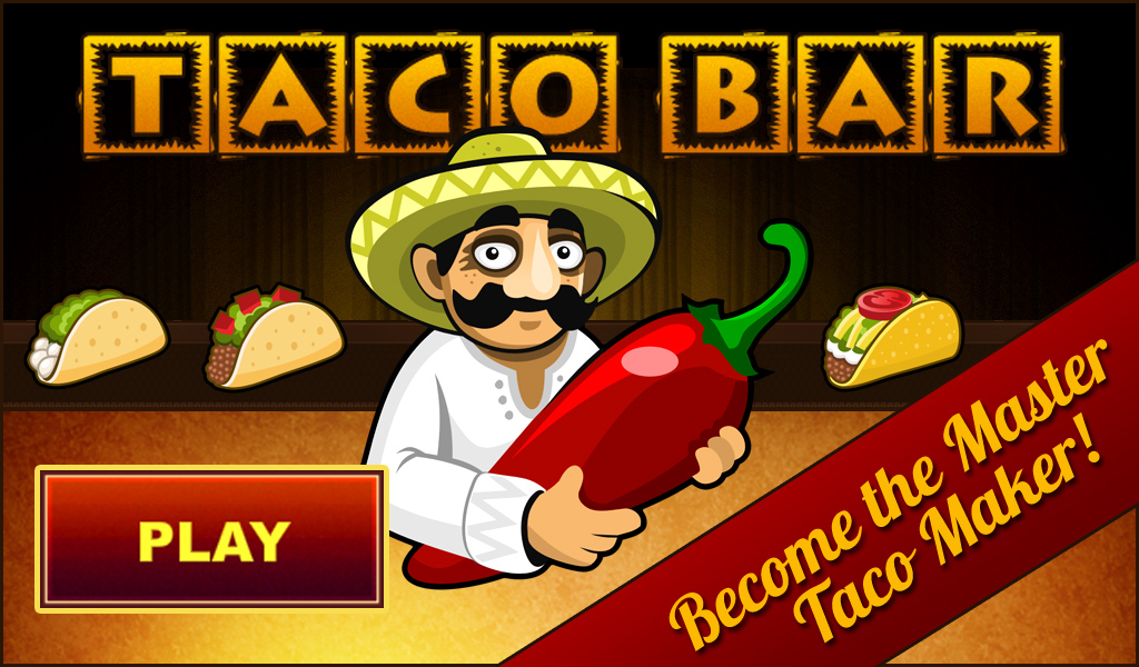 Taco Bar Actually Free Game- screenshot