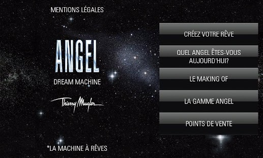 Thierry Mugler Angel- screenshot thumbnail