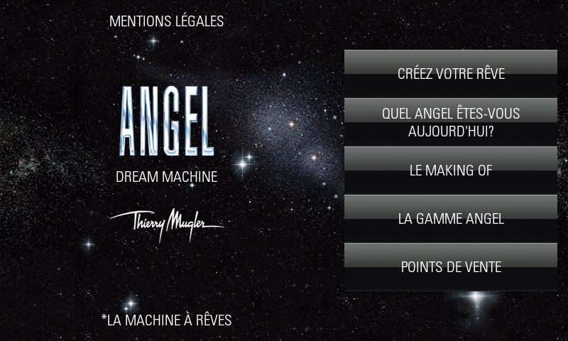 Thierry Mugler Angel - screenshot