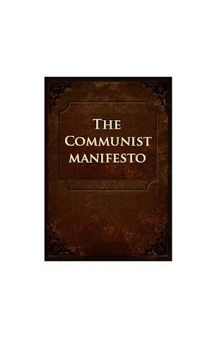 The Communist Manifesto audio