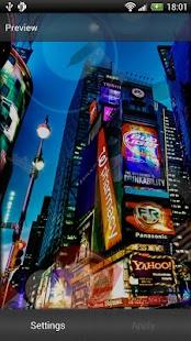 New York Live Wallpaper - screenshot thumbnail