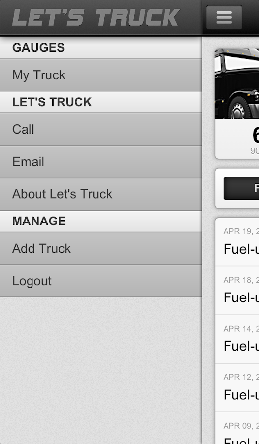 Let's Truck - screenshot