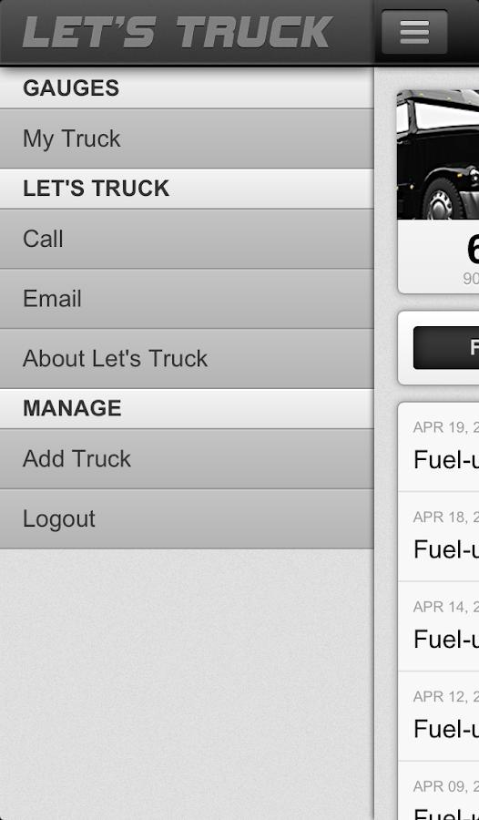 Let's Truck - screenshot